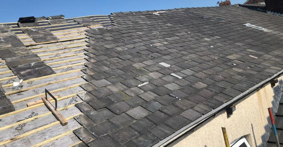 Re Roofs Roofers In Tameside Ashton Under Lyne Theroofingfirm